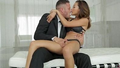 Asian Sexy Babe Alina Li gets fucked really hard