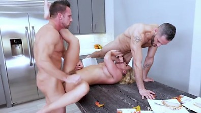 Daddy shares everything with stepson - even mommy Phoenix Marie