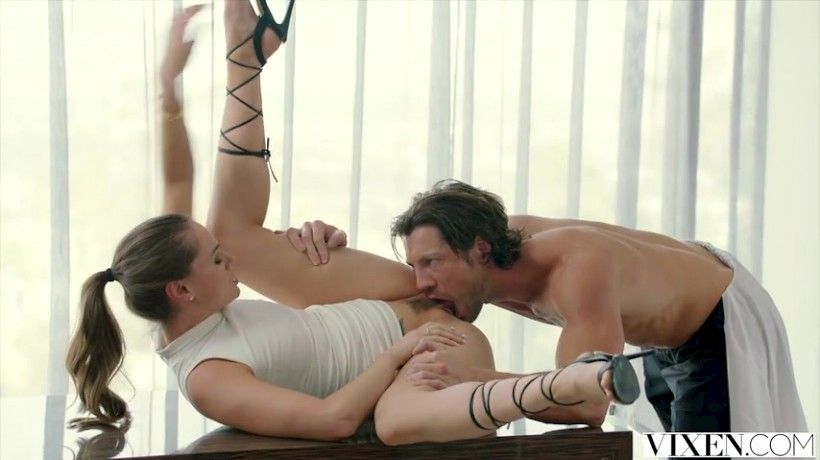 Eva mendes sex with teacher in a movie